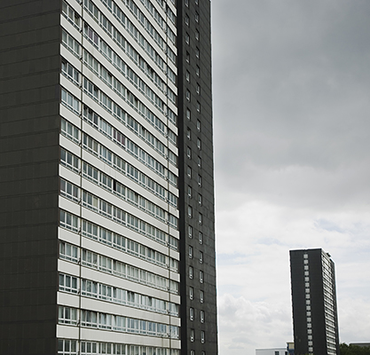 Tower Blocks, Stratford